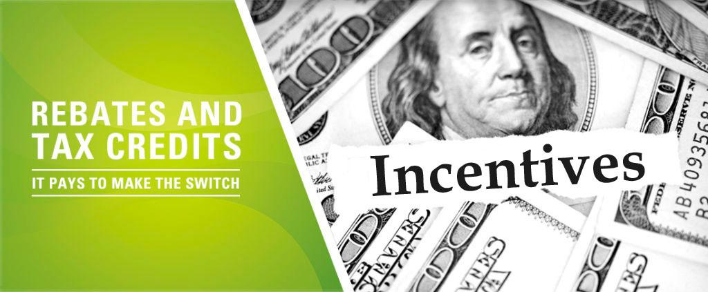 Tax Incentives and rebates
