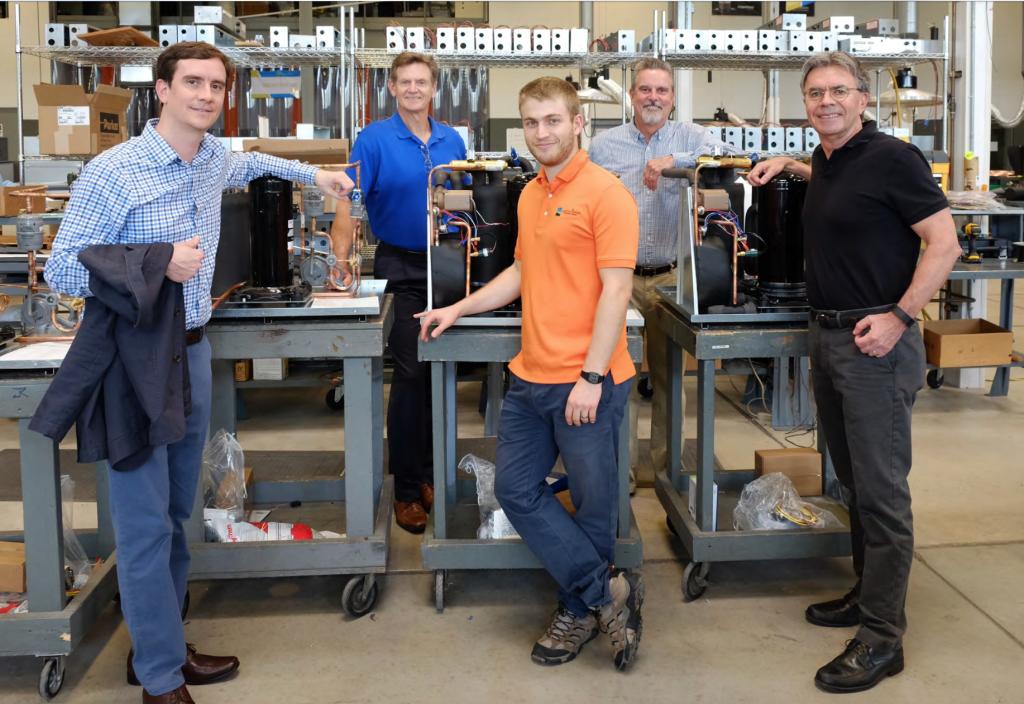 Joe Parsons, EarthLinked and GEO team at EarthLinked corporate.